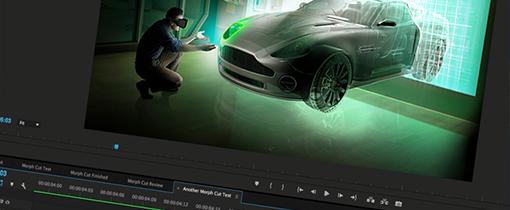 Film & VFX video processing